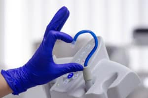 dental saliva tool
